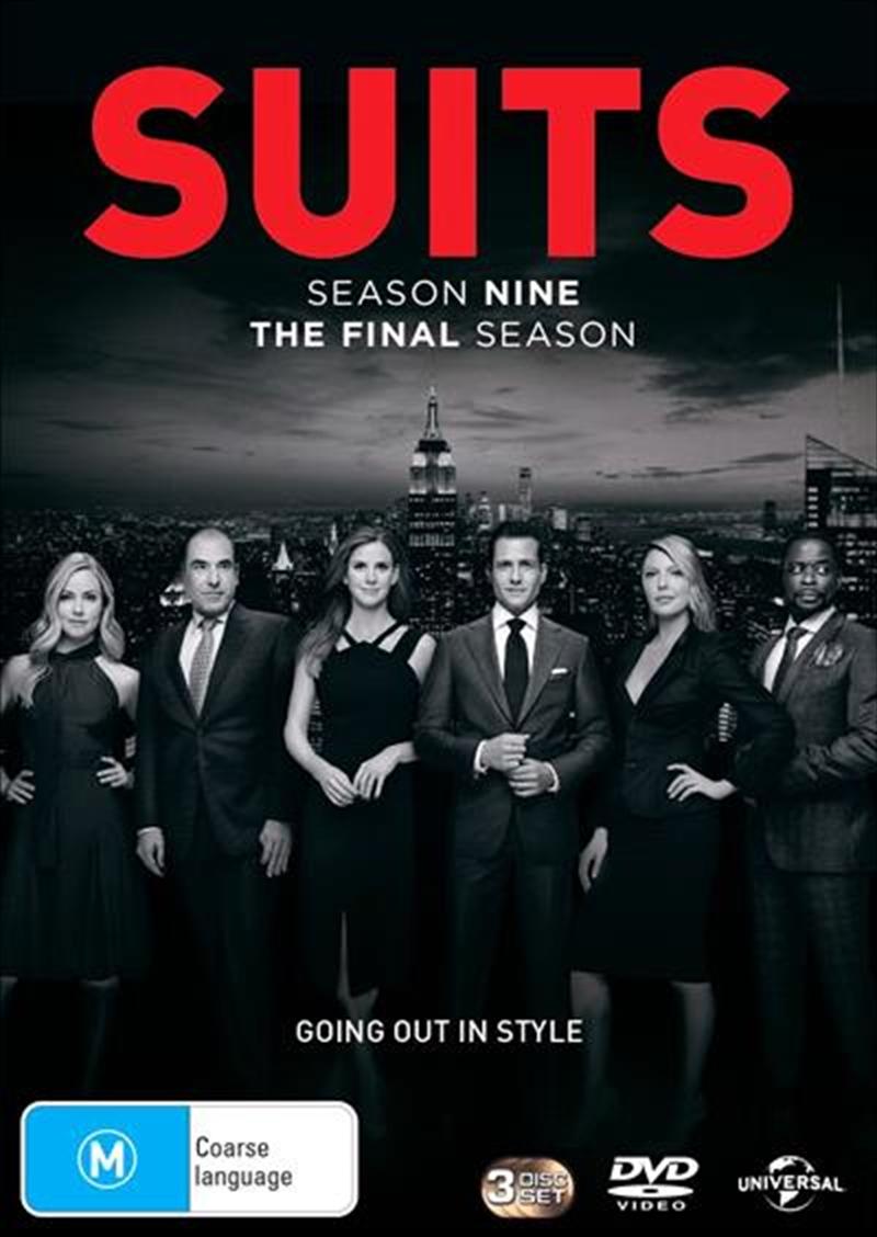 Suits - Season 9 | DVD