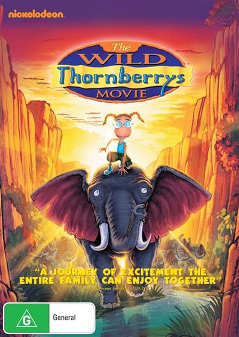 Wild Thornberrys Movie, The   DVD