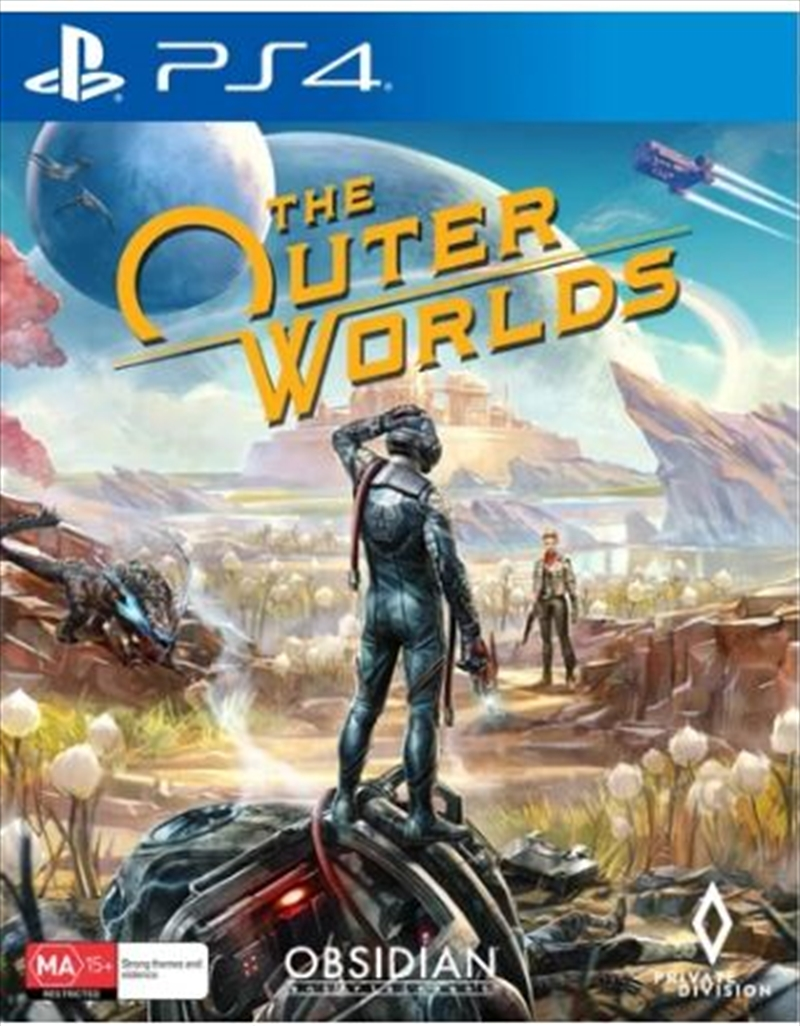 Outer Worlds | PlayStation 4