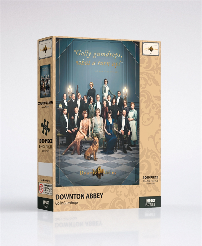 Downton Abbey - Golly Gumdrops 1000 Pce Jigsaw | Merchandise
