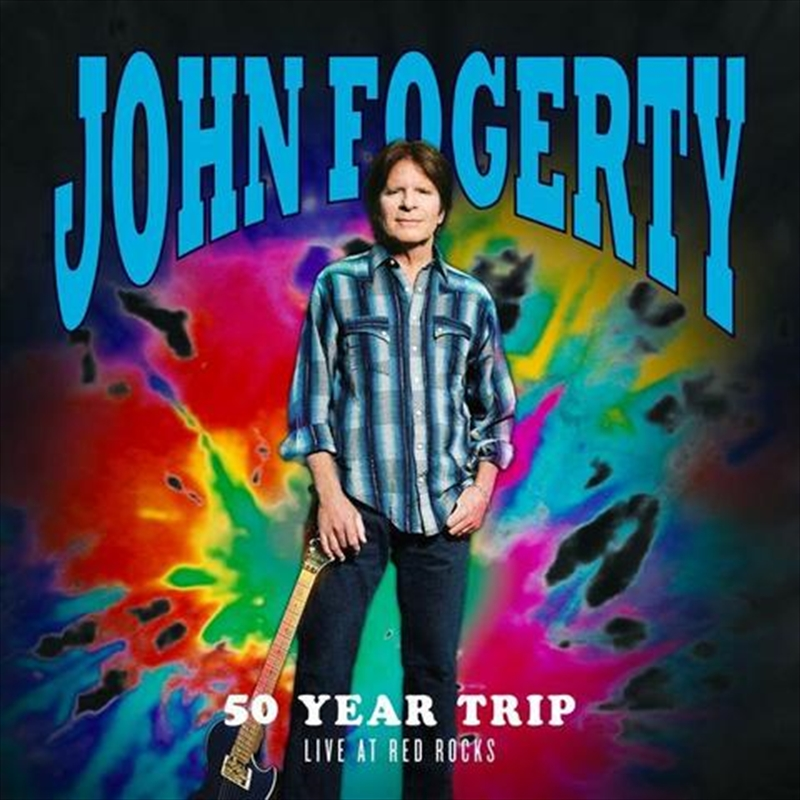 50 Year Trip - Live At Red Rocks | CD