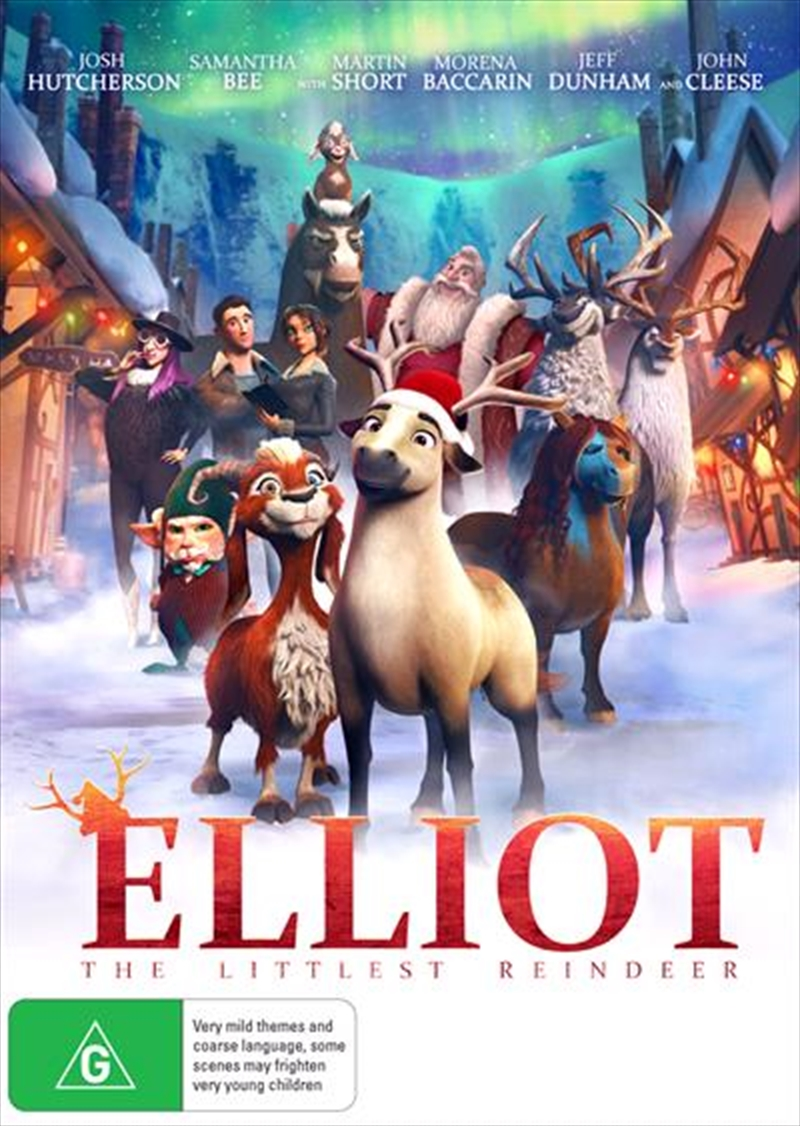 Elliot - The Littlest Reindeer | DVD