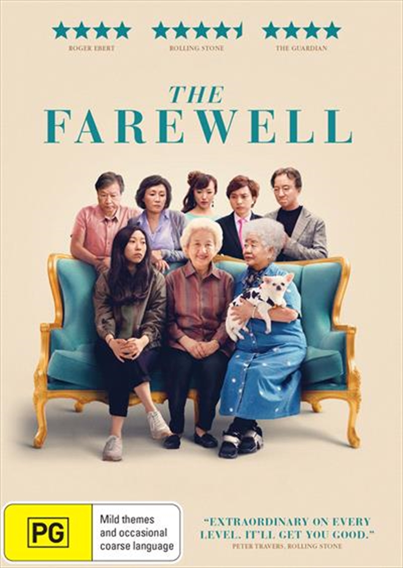 Farewell, The | DVD