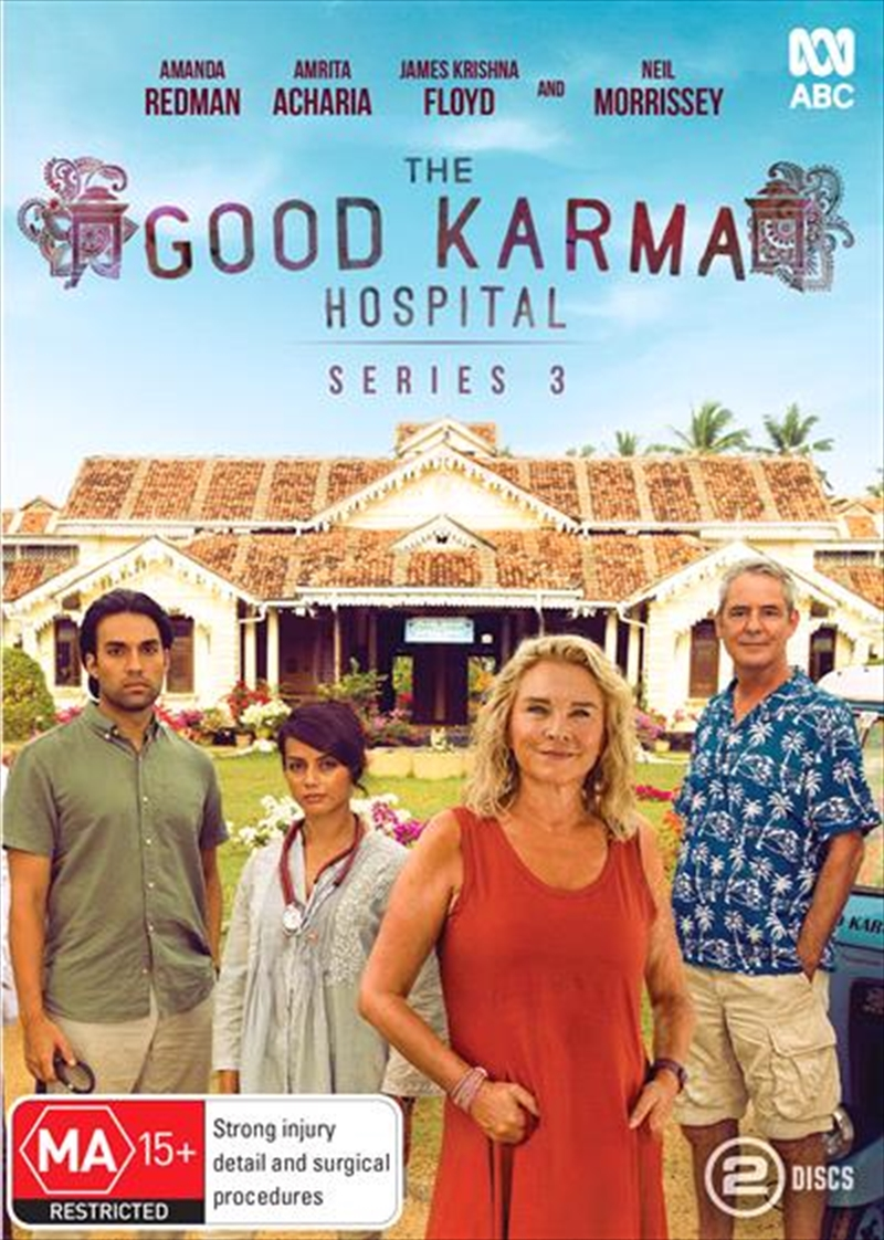 Good Karma Hospital - Season 3, The | DVD