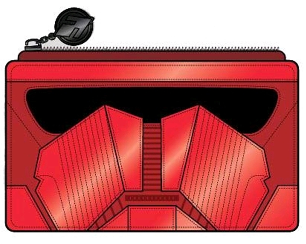 Star Wars - Sith Trooper Episode IX Rise of Skywalker Purse   Apparel