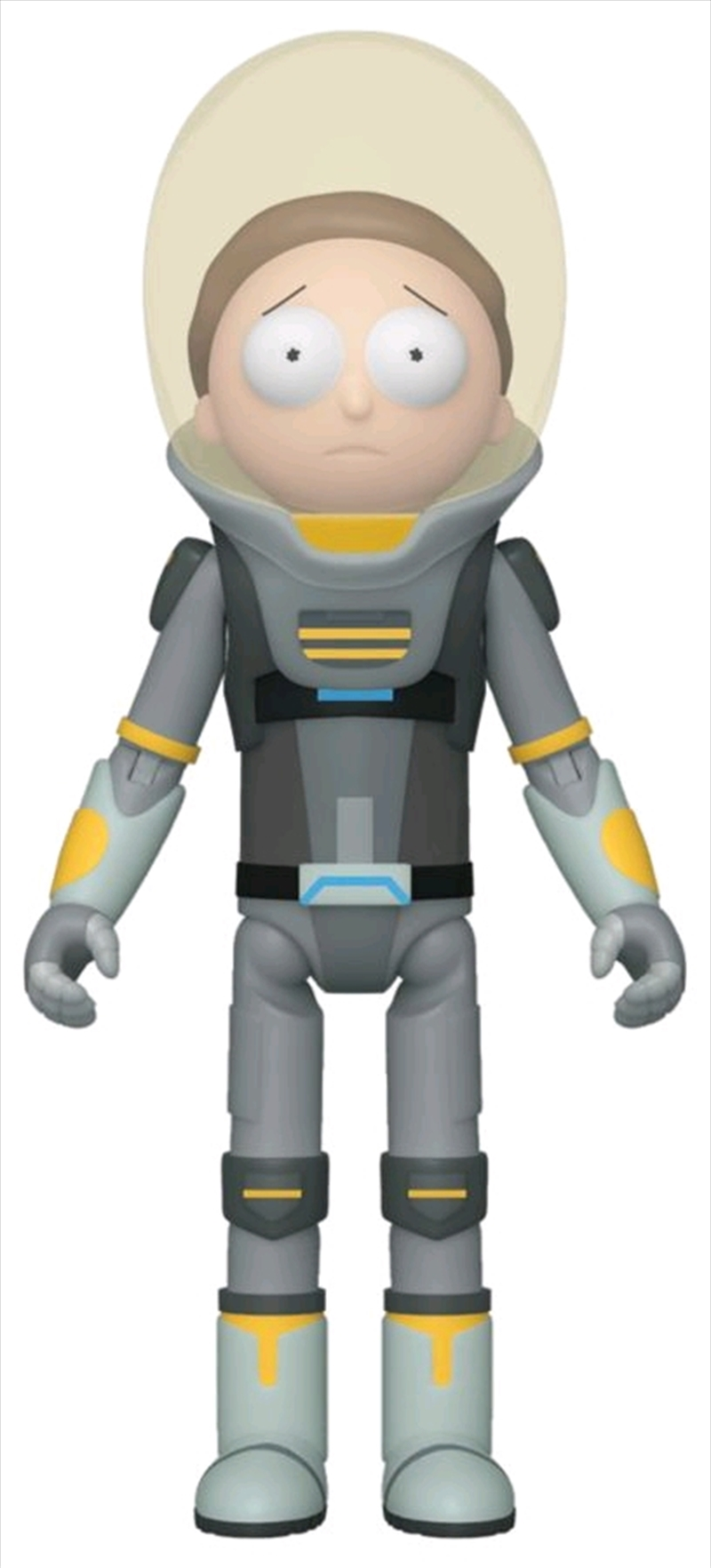 Rick and Morty - Morty Space Suit Action Figure | Merchandise