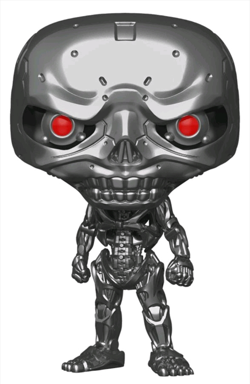 Terminator Dark Fate - REV-9 Endoskeleton Pop! Vinyl | Pop Vinyl