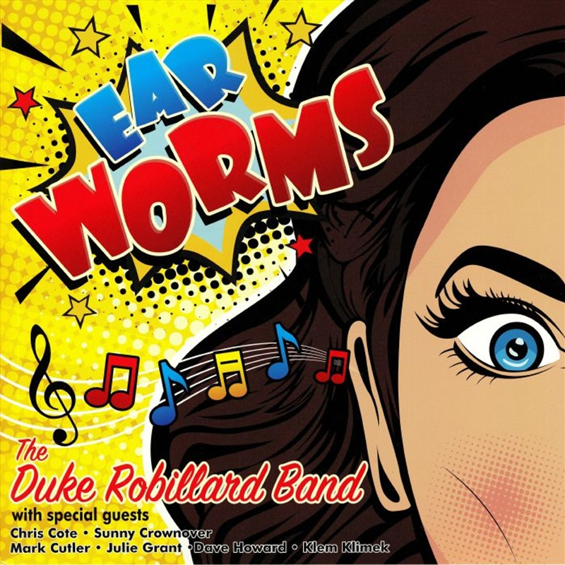 Ear Worms   Vinyl