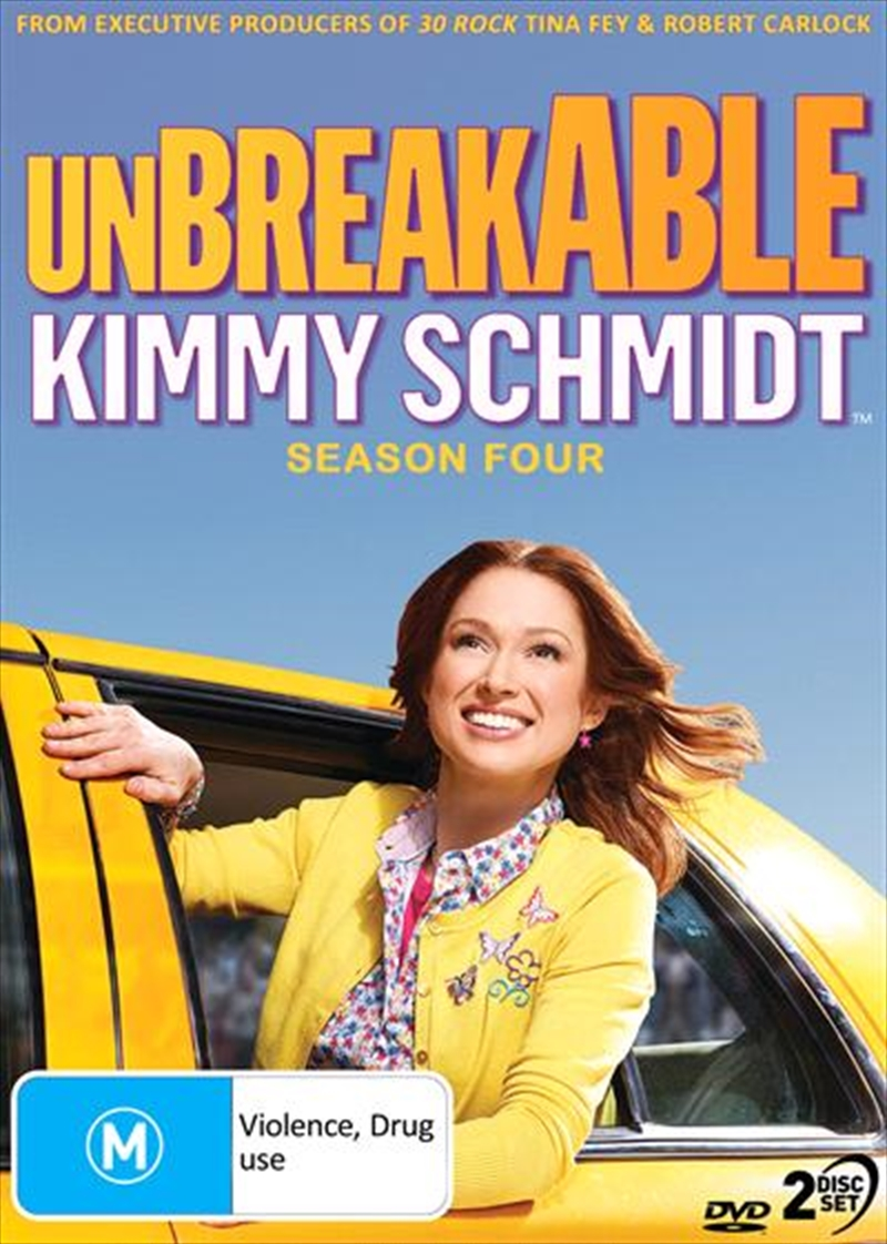 Unbreakable Kimmy Schmidt - Season 4 | DVD