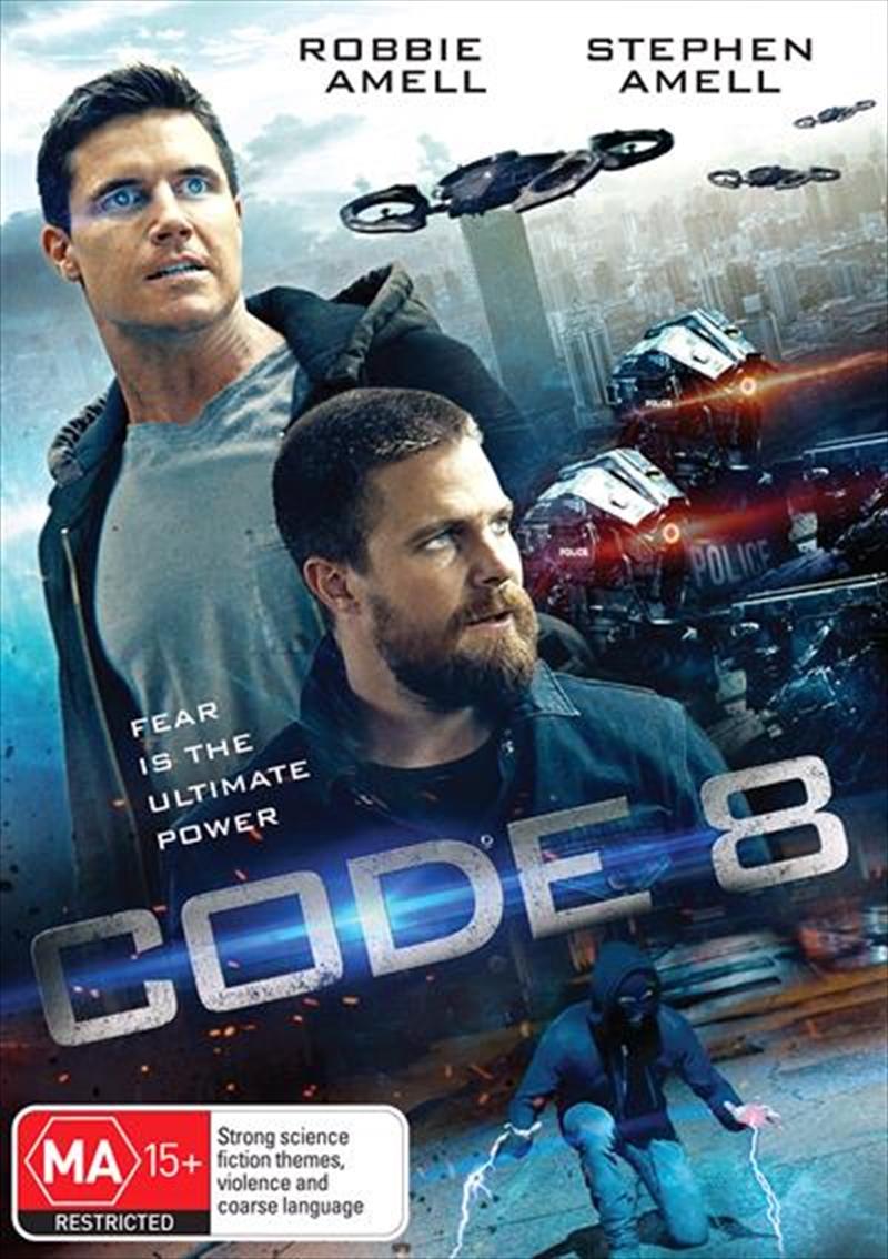 Code 8 | DVD