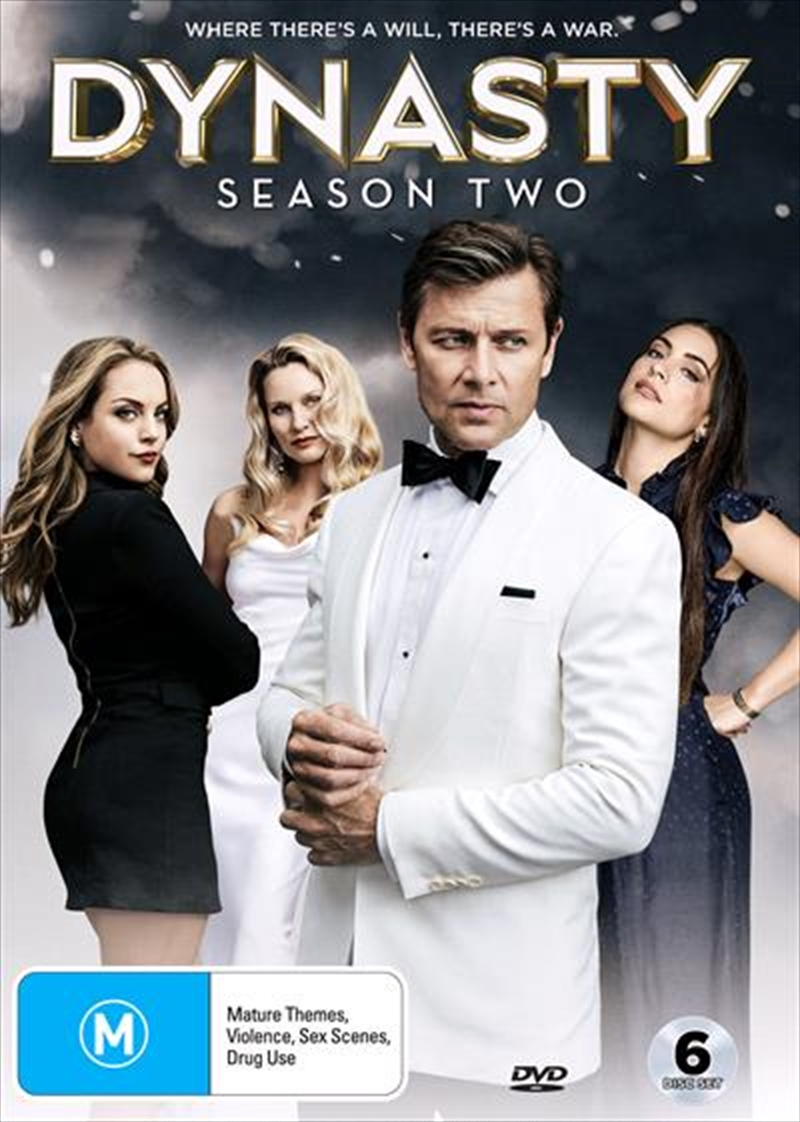 Dynasty - Season 2 | DVD