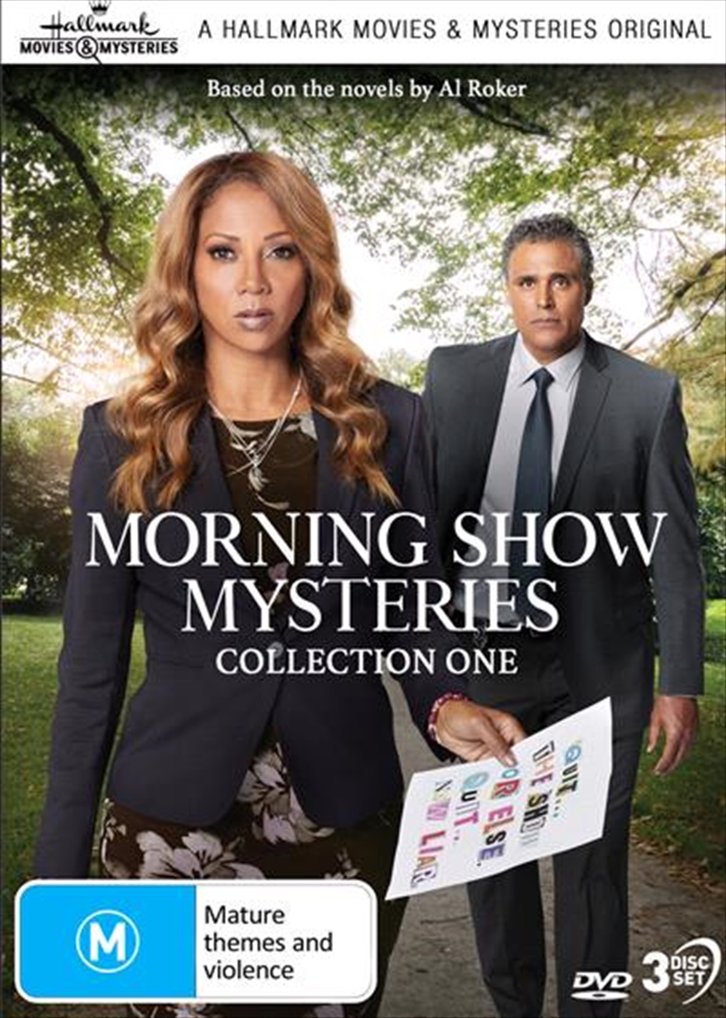 Morning Show Mystery | Collection | DVD