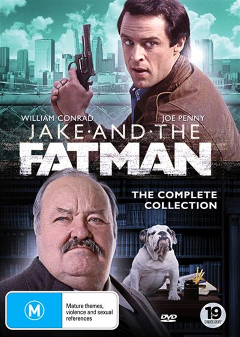 Jake And The Fat Man | Complete Collection | DVD