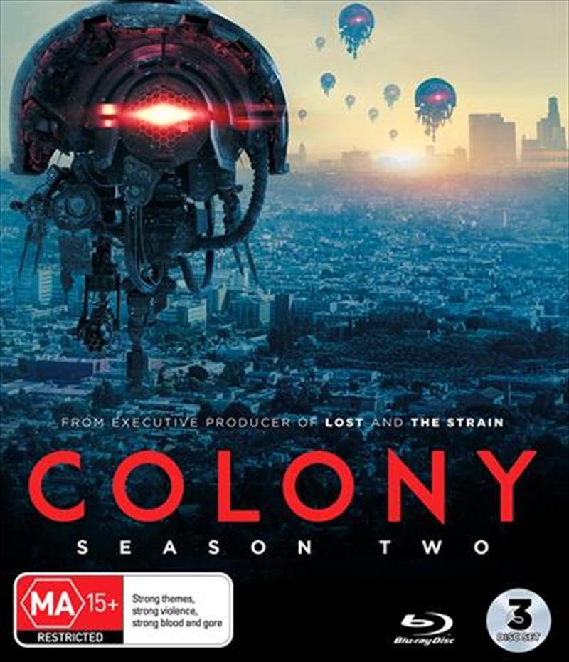 Colony - Season 2 | Blu-ray
