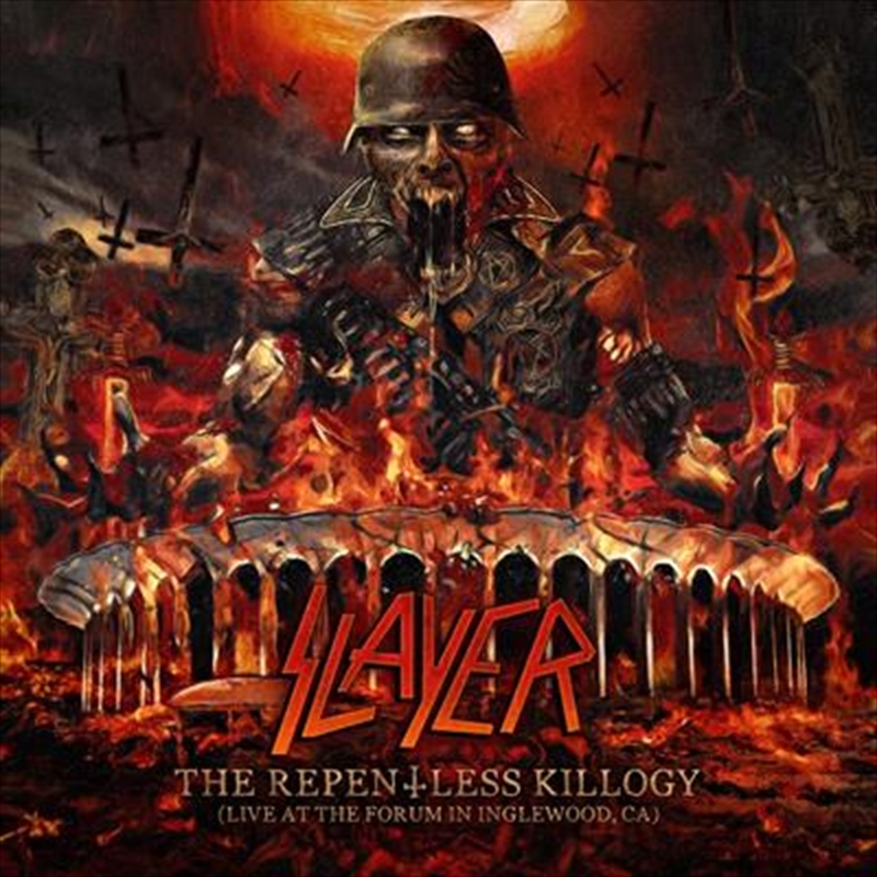 Repentless Killogy - Live At The Forum In Inglewood CA | Blu-ray