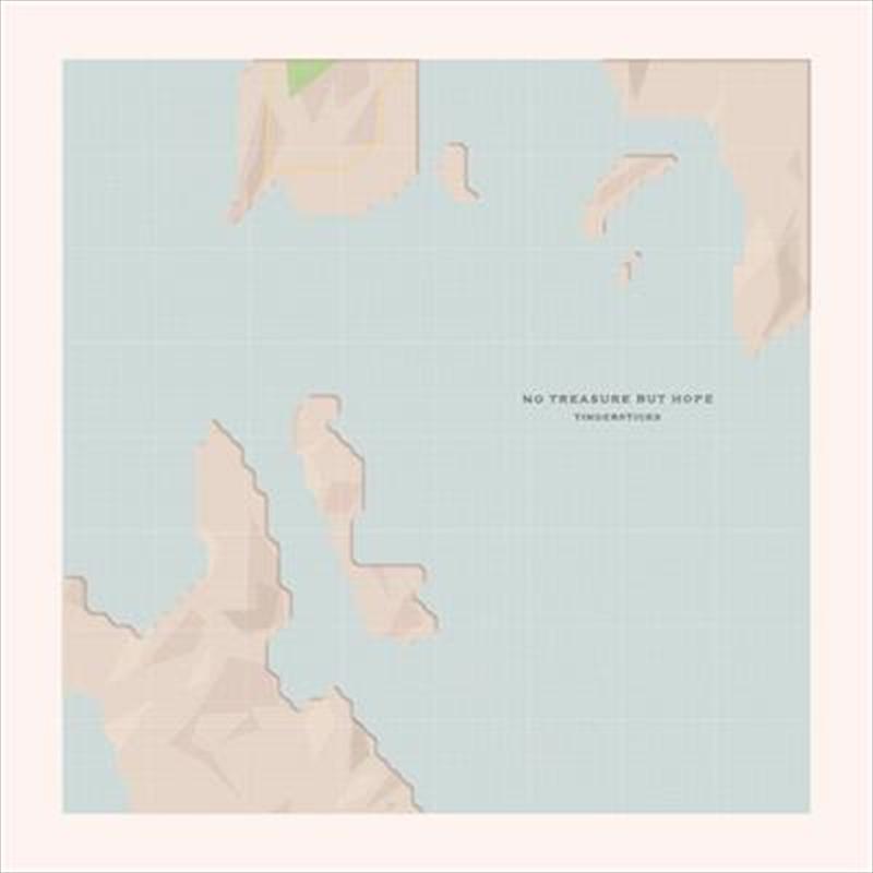No Treasure But Hope | CD