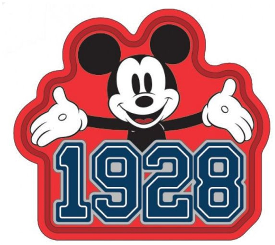 Magnet Soft Touch Mickey Mouse 1928 | Merchandise