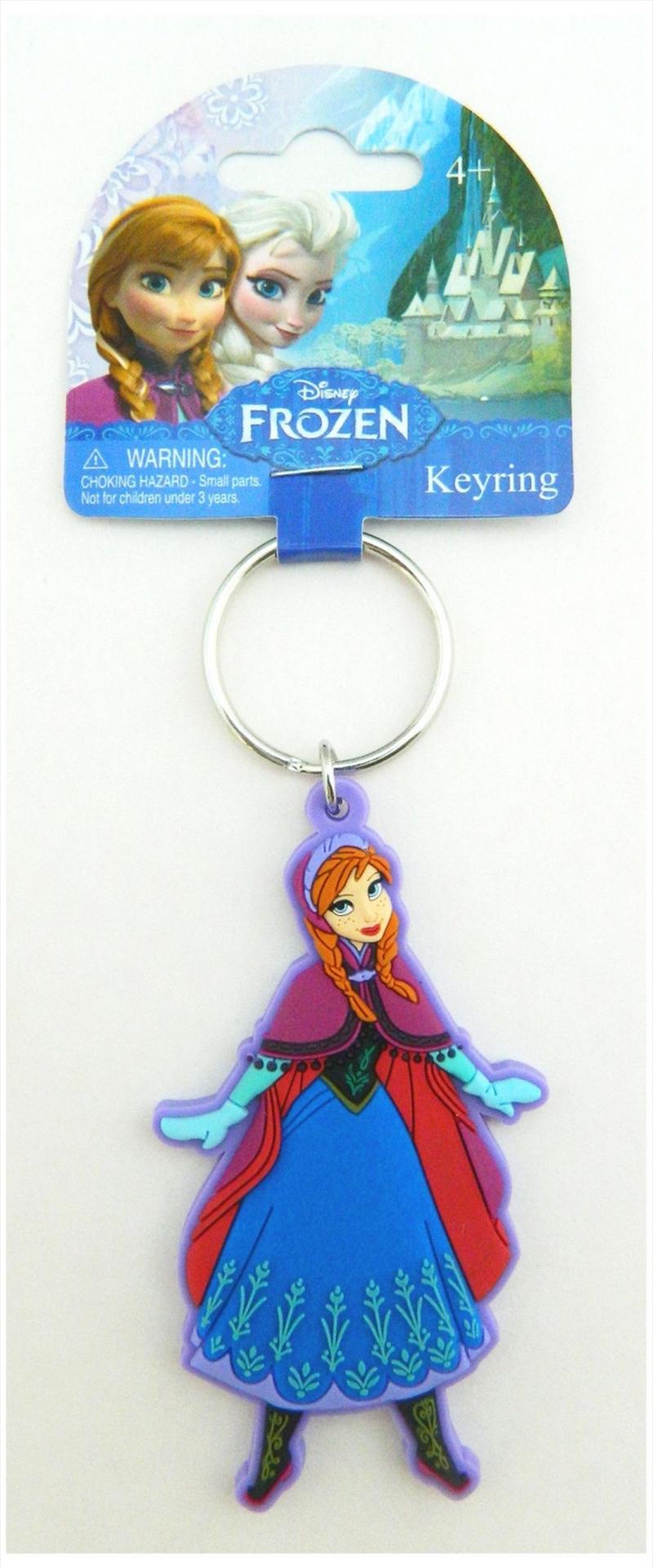 Frozen Anna: Soft Touch | Accessories