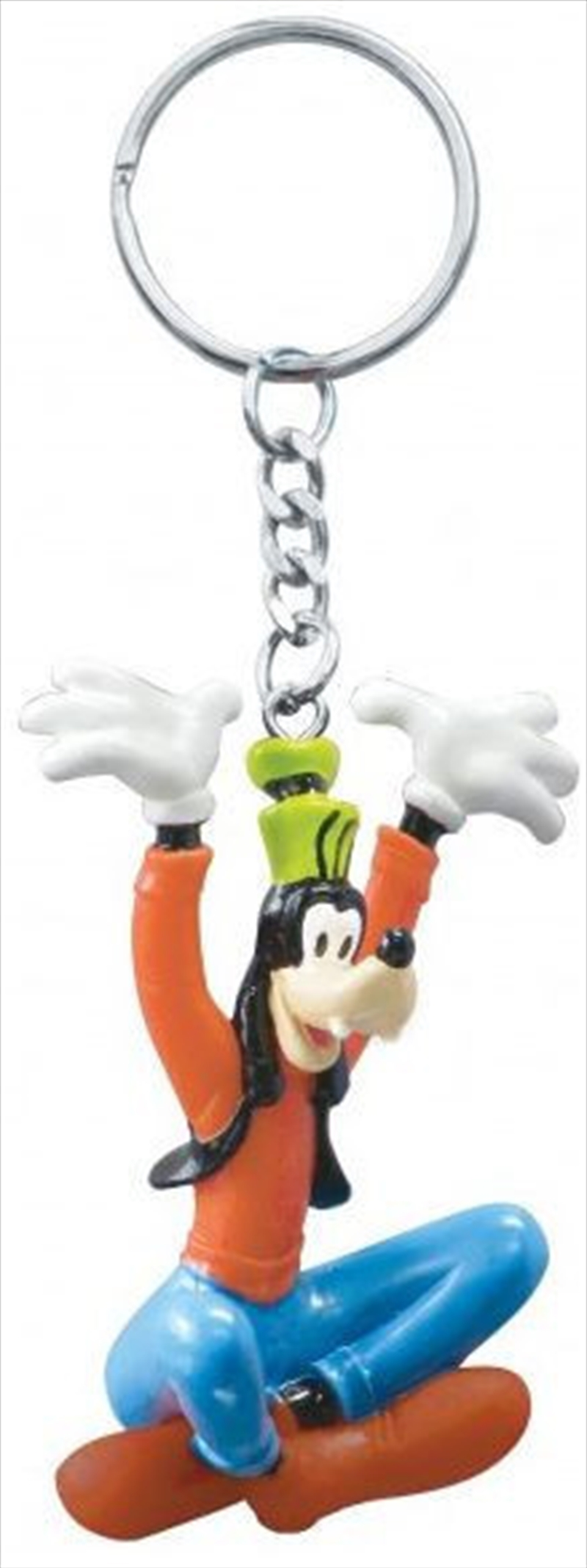 Keyring PVC Figural Goofy | Accessories