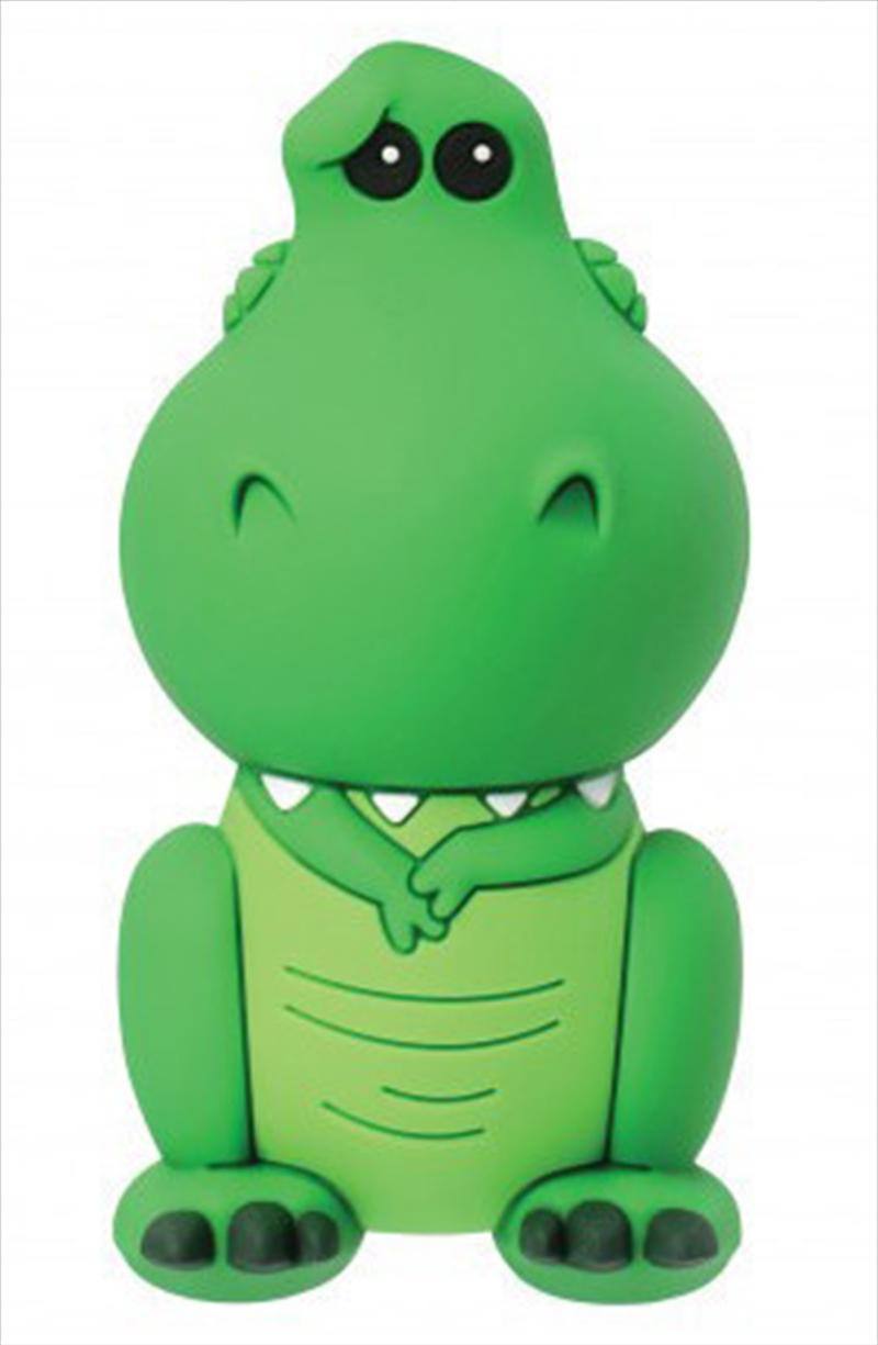 Magnet 3D Foam Toy Story Rex | Merchandise