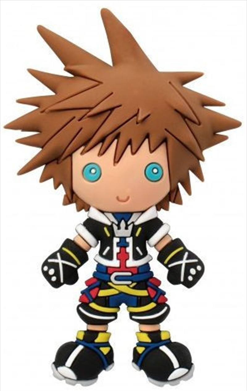 Magnet 3D Foam Kingdom Hearts Sora | Merchandise
