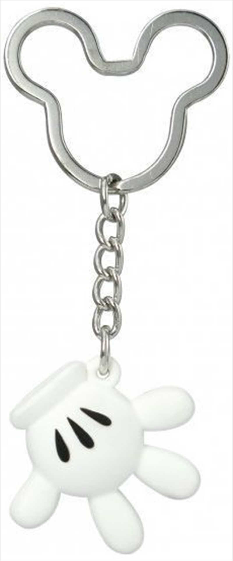 Keyring Icon Ball Mickey Mouse Hand   Accessories