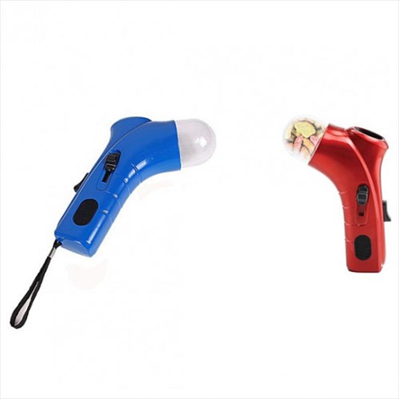 Pet Treat Launcher Blue or Red - (COLOUR CHOSEN AT RANDOM) | Merchandise