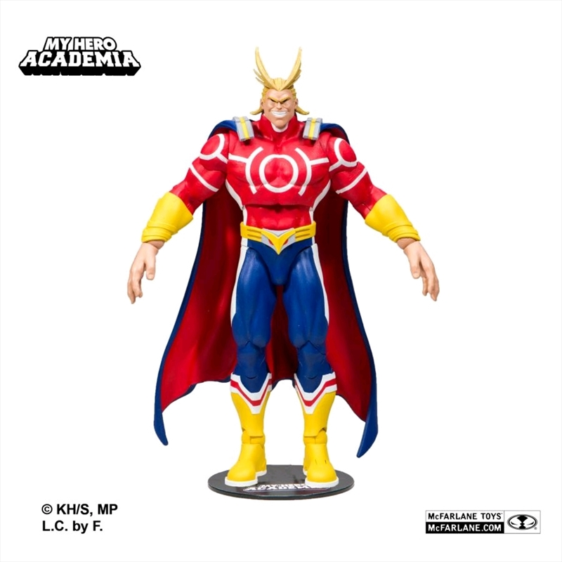 "My Hero Academia - All Might 7"" Action Figure 