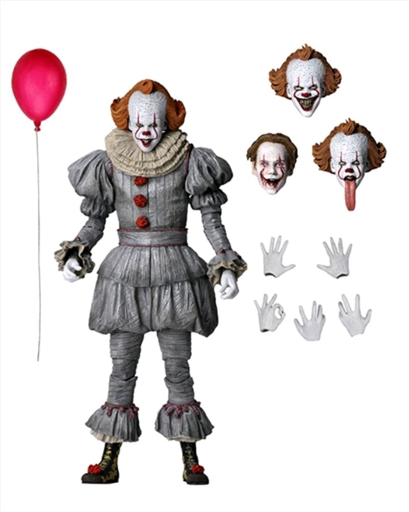 """It: Chapter 2 - Pennywise Ultimate 7"""" Action Figure 