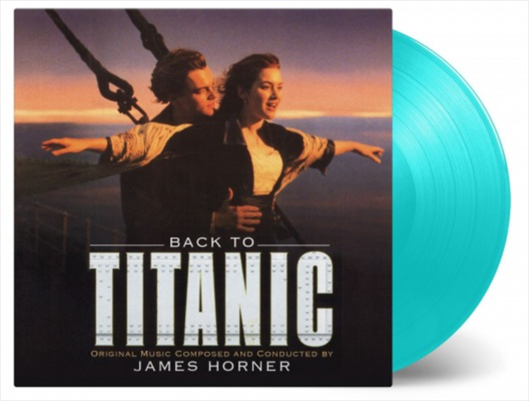Back To Titanic - Coloured Vinyl | Vinyl