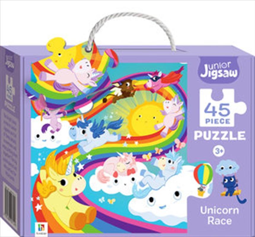Junior Jigsaw Unicorn Race | Merchandise