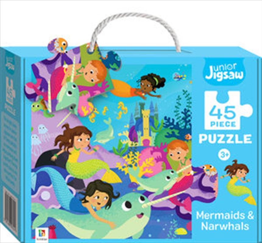 Junior Jigsaw Mermaids & Narwhals | Merchandise