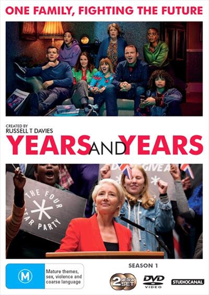Years And Years - Season 1 | DVD