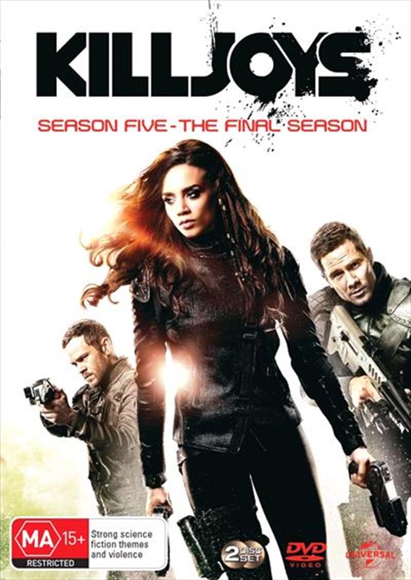 Killjoys - Season 5 | DVD