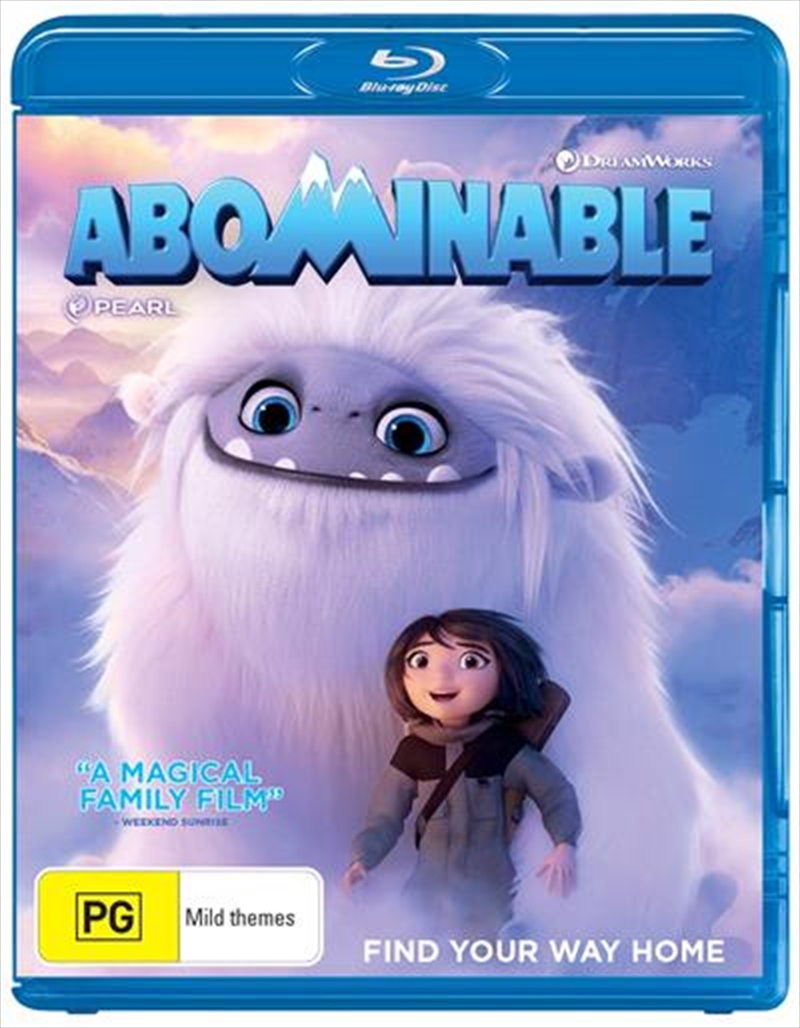 Abominable | Blu-ray