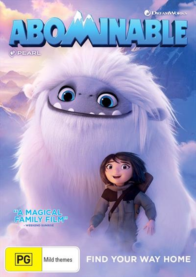 Abominable | DVD