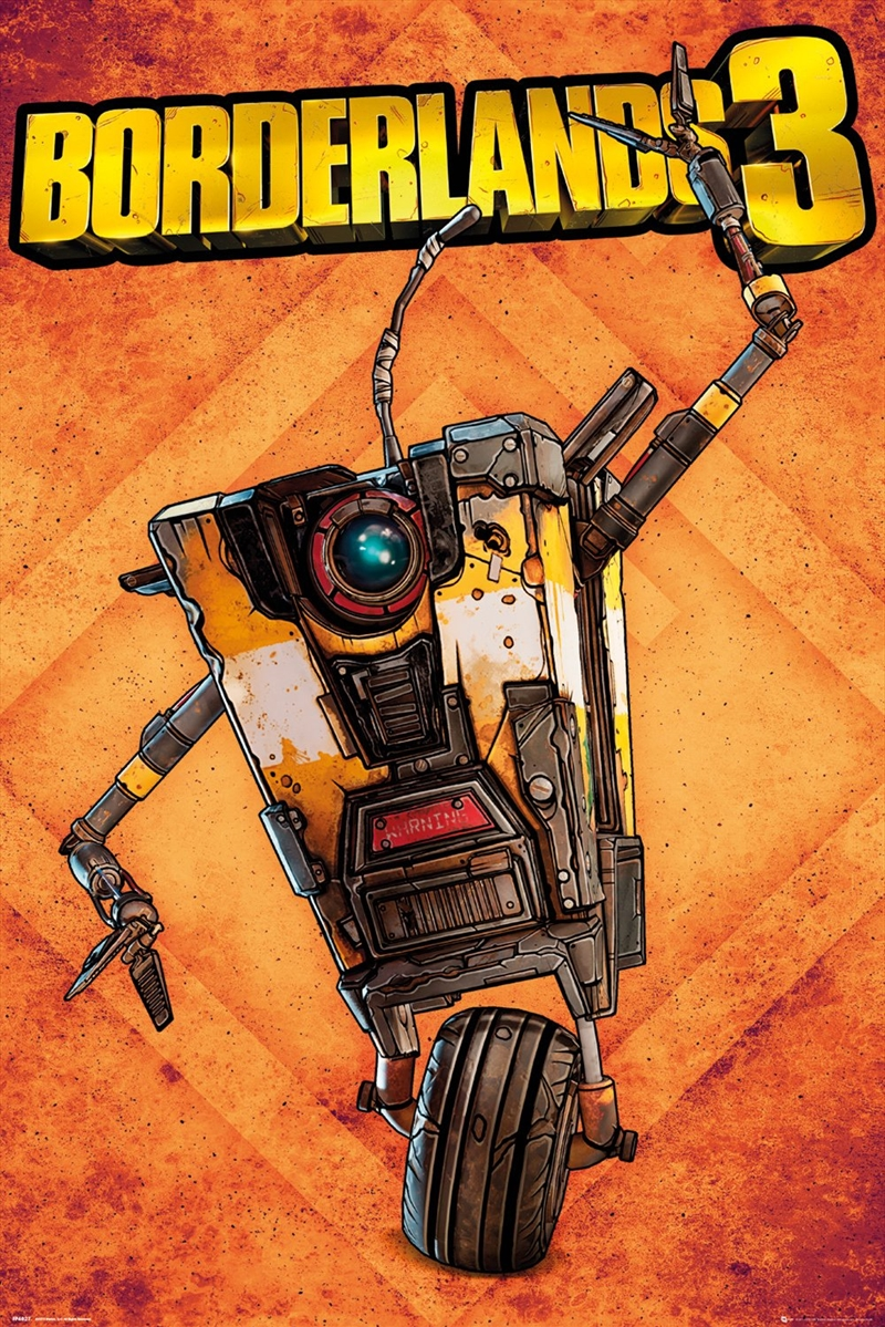 Borderlands 3 - Claptrap | Merchandise