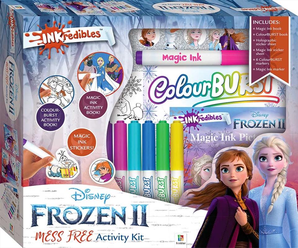 Inkredibles Activity Kit: Frozen 2 | Merchandise