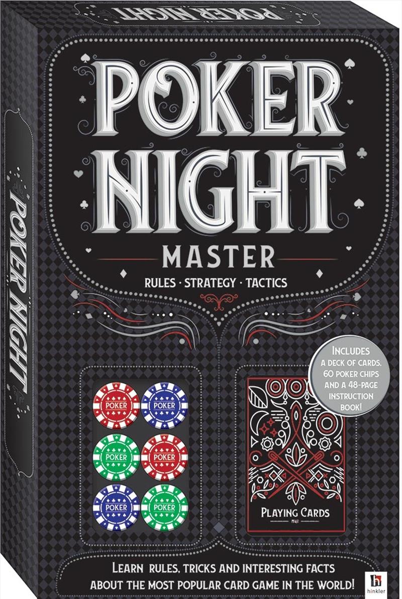 Poker Night Kit | Merchandise