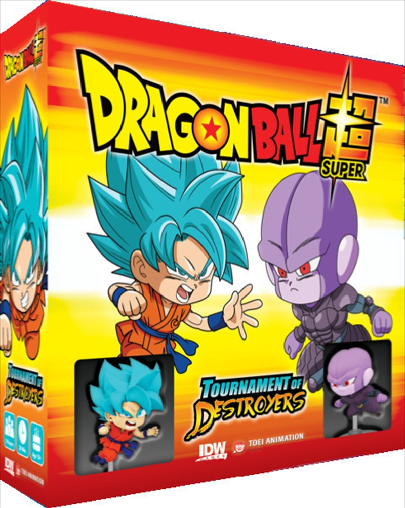 Dragon Ball Super - Tournament of Destroyers | Merchandise