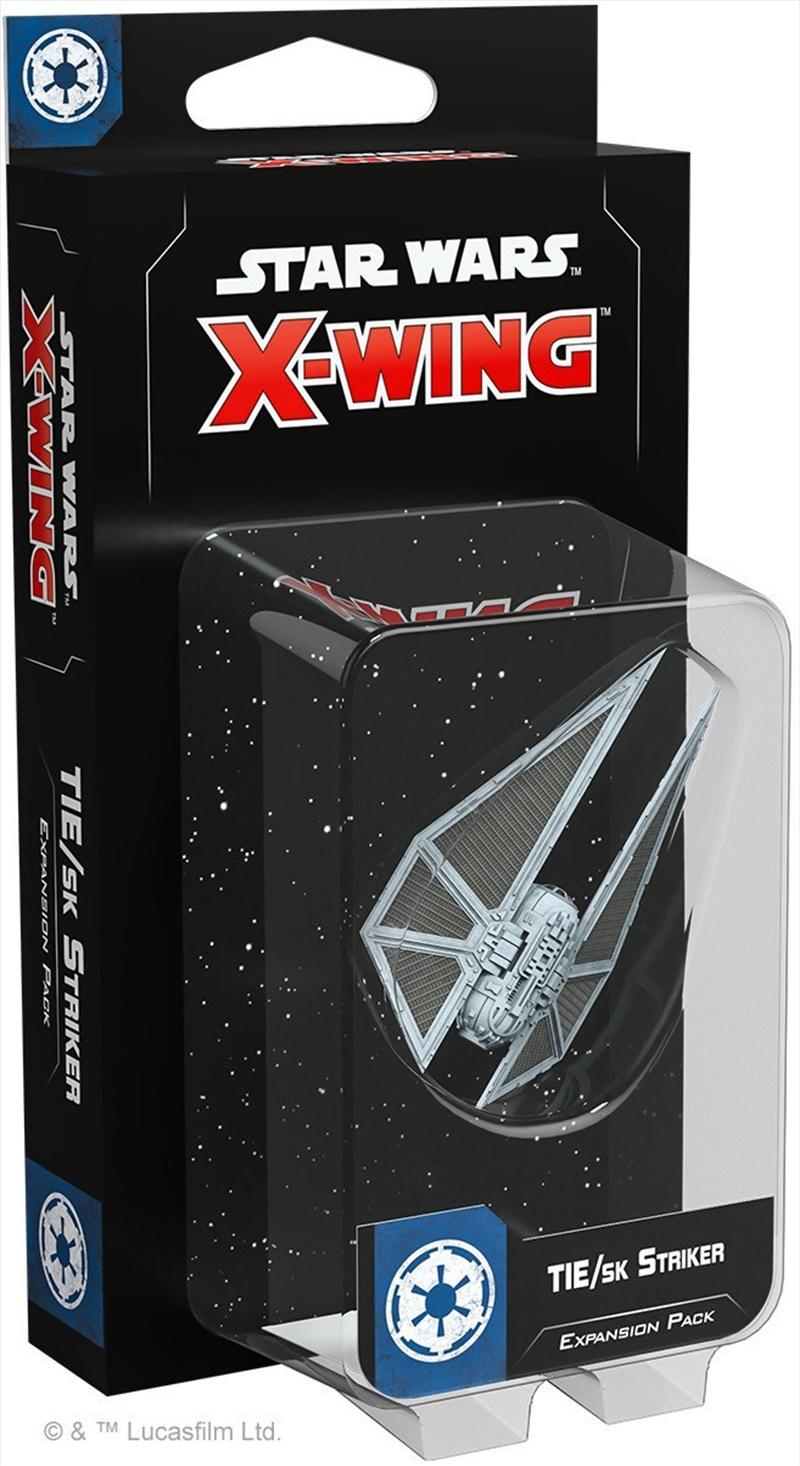 Star Wars X-Wing 2nd Edition TIE/sk Striker   Merchandise