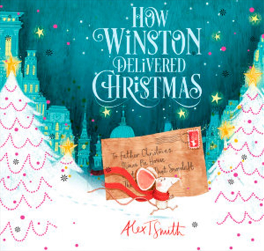 How Winston Delivered Christmas | Audio Book
