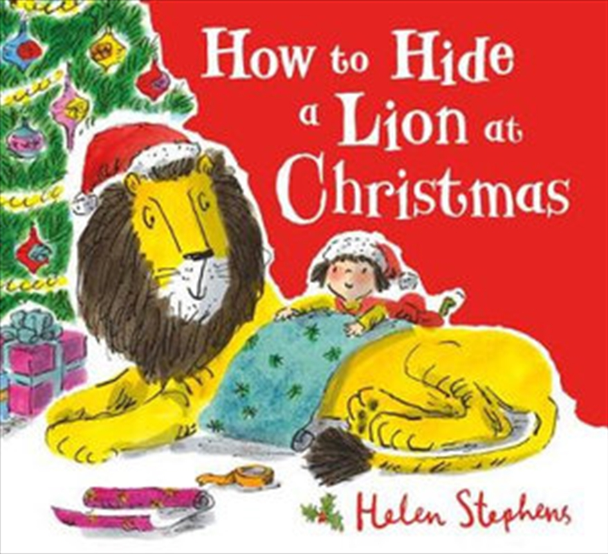 How to Hide a Lion at Christmas | Paperback Book