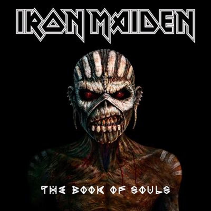 Book Of Souls | CD