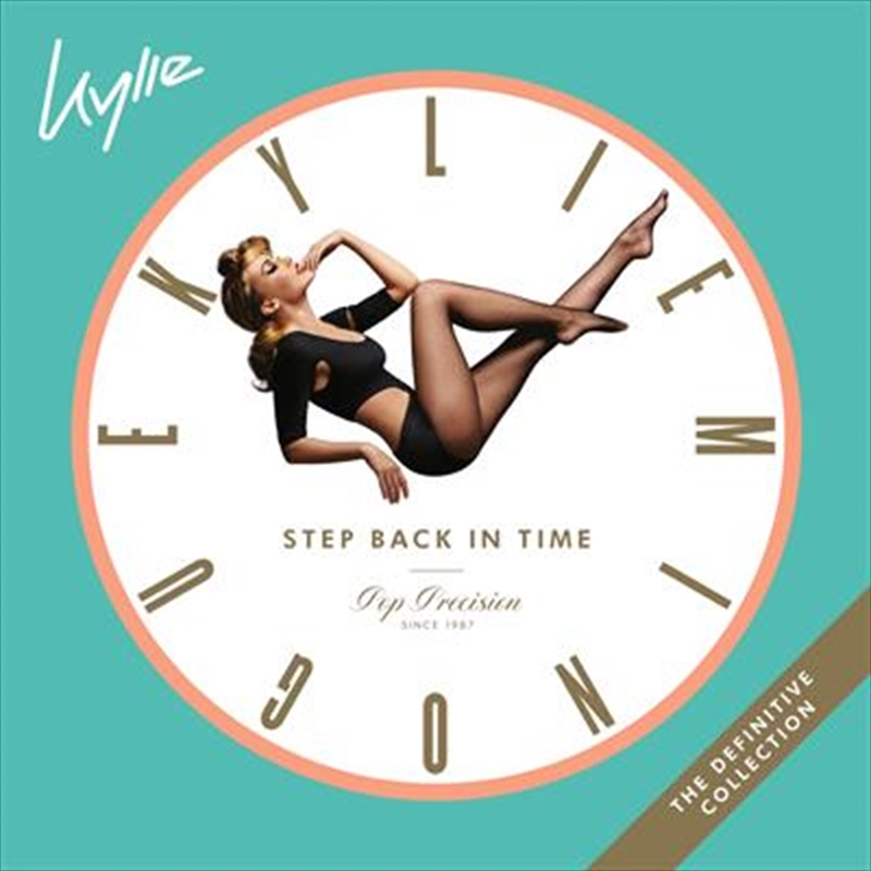 Step Back In Time - The Definitive Collection | CD