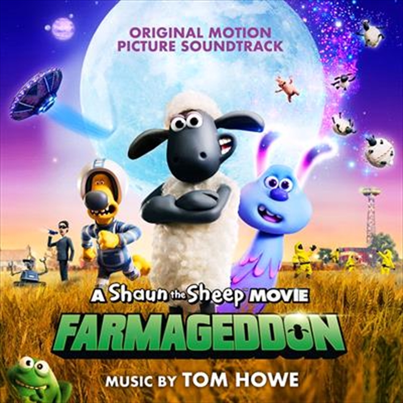 A Shaun The Sheep Movie - Farmageddon | CD