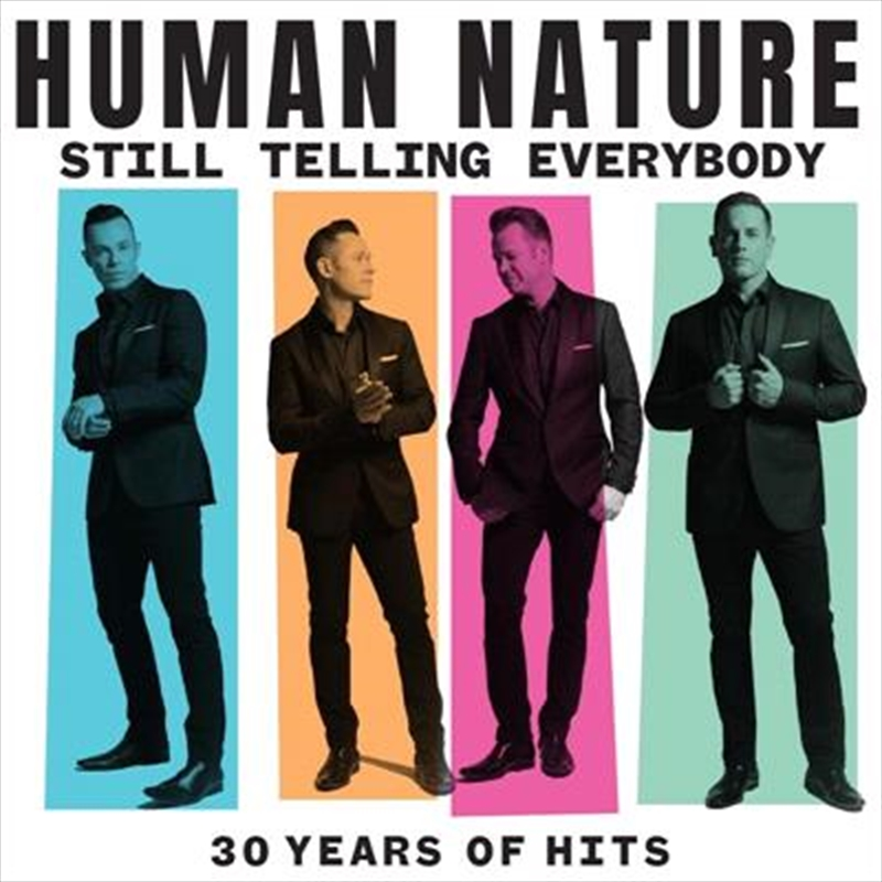 Still Telling Everybody - 30 Years of Hits | CD