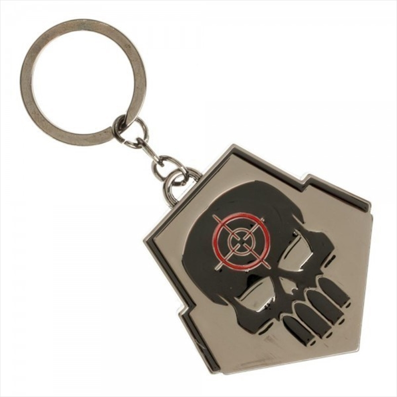 Suicide Squad Deadshot Keychain | Accessories