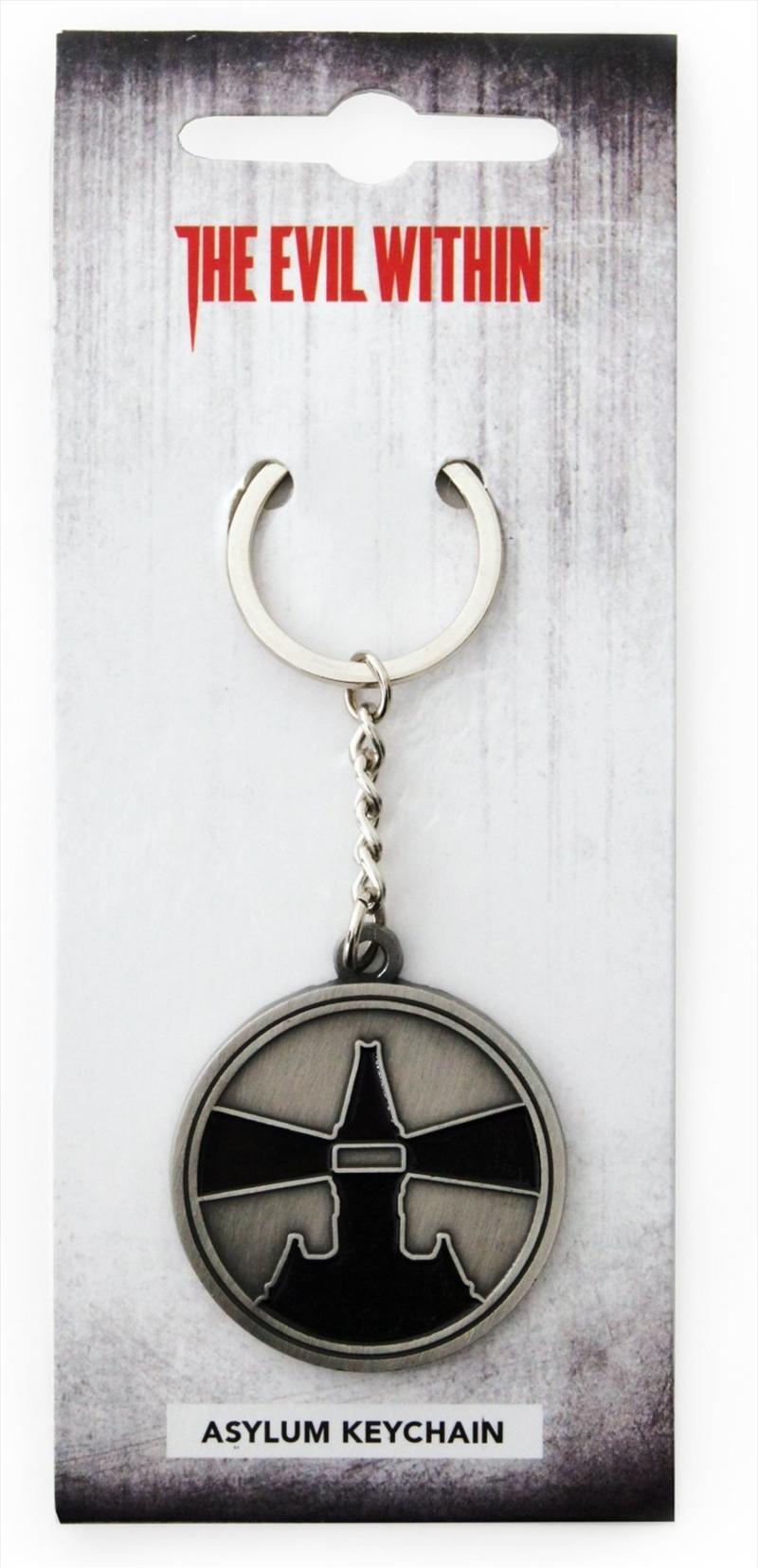 Evil Within Keychain Asylum | Accessories