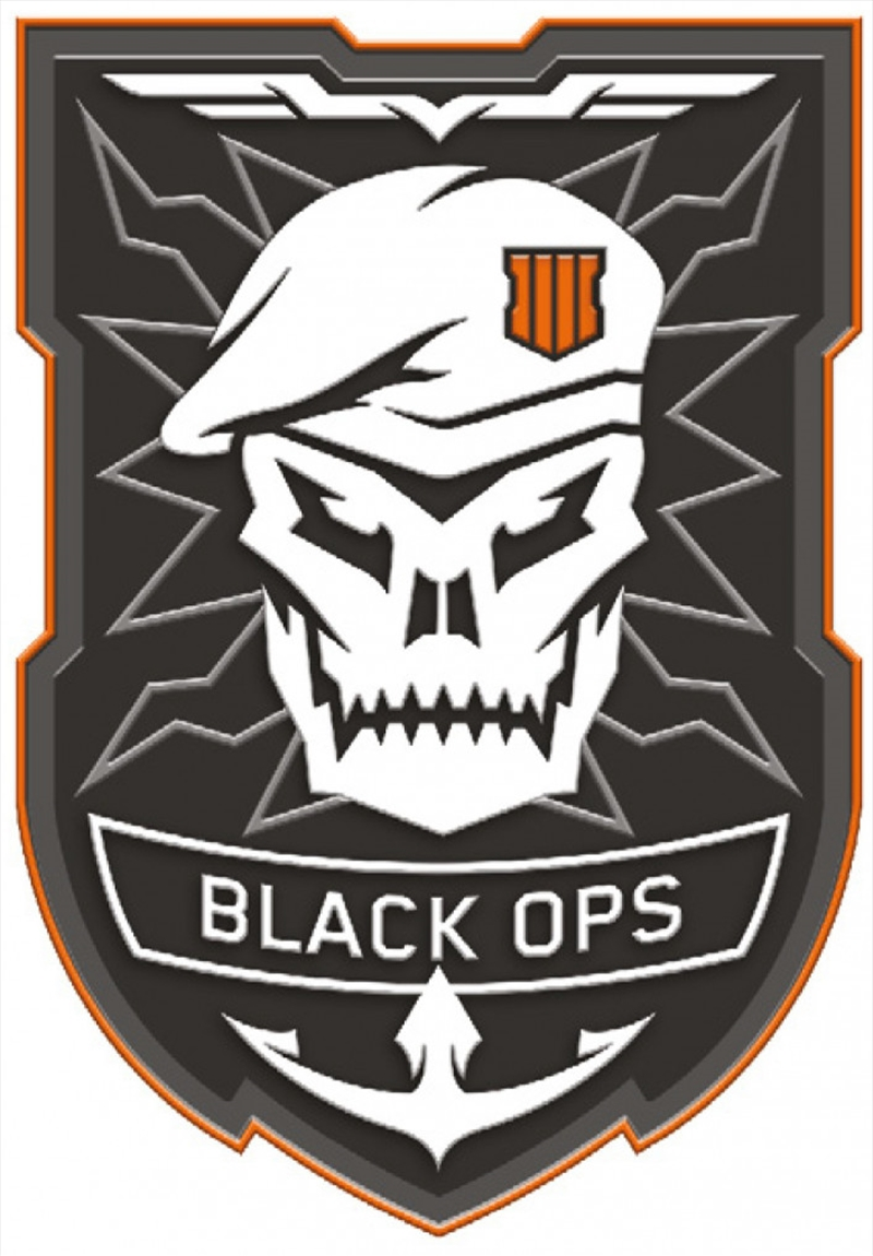 Call of Duty Black Ops 4 Bottle Opener   Merchandise